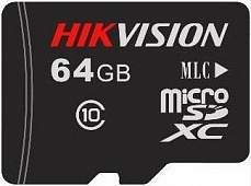 Флеш-карта micro SD Hikvision HS-TF-L2/64G
