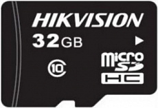 Флеш-карта micro SD Hikvision HS-TF-P1/32G