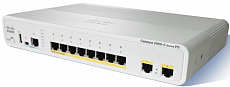Cisco Catalyst 2960CPD-8TT-L (WS-C2960CPD-8TT-L)